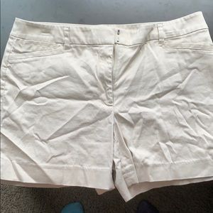 Khaki Shorts - Barely Worn